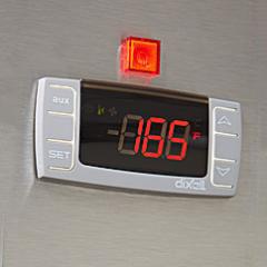Roll In Freezer Utility Refrigerator
